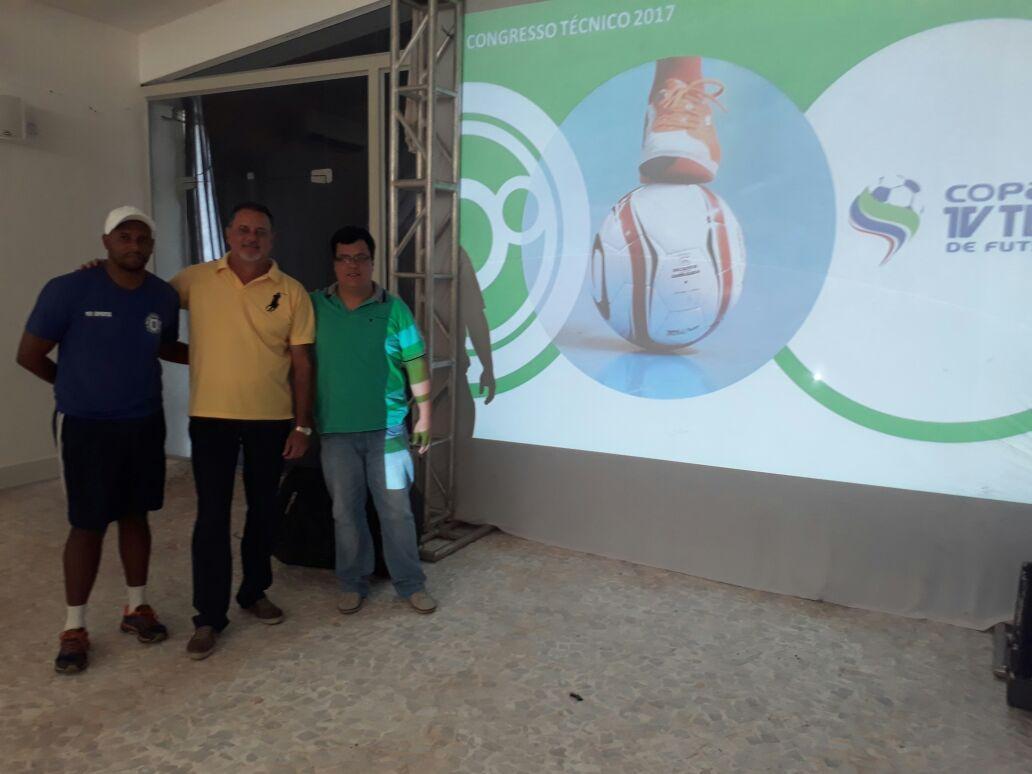 Congresso Técnico da Copa TV Tem de Futsal