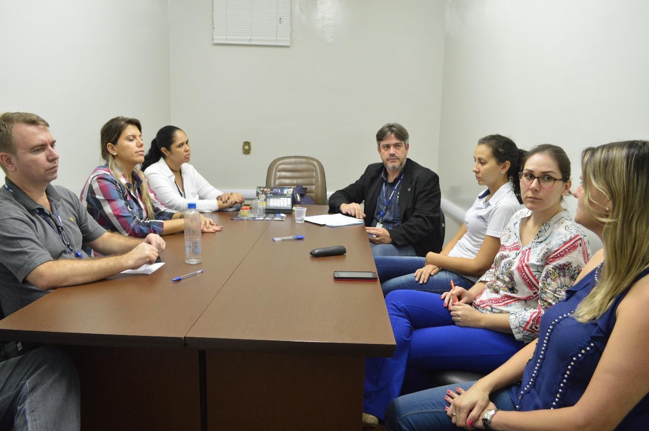 Reunião de Planejamento Anual com o SEBRAE-SP